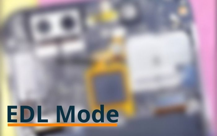EDL Mode for Xiaomi devices