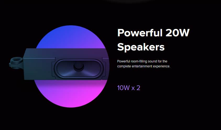 Mi TV 4A (100 cm) Speakers Quality and Build
