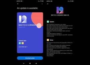 Xiaomi Mi 9 is as of now getting the MIUI 12.5 update subject to Android 11